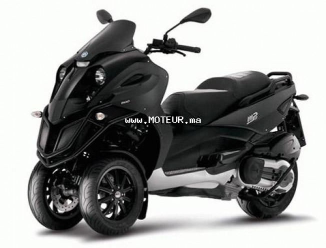 piaggio mp3 sport 500 2010 occasion 125738 rabat maroc. Black Bedroom Furniture Sets. Home Design Ideas