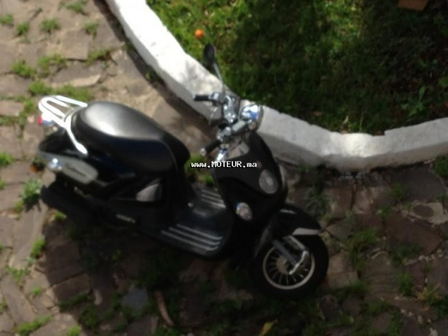 Moto au Maroc LIBERTY Gabana 150 - 128721
