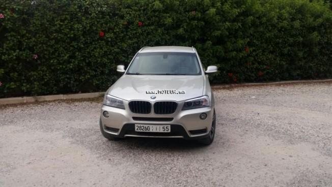Voiture au Maroc BMW X3 - 111948