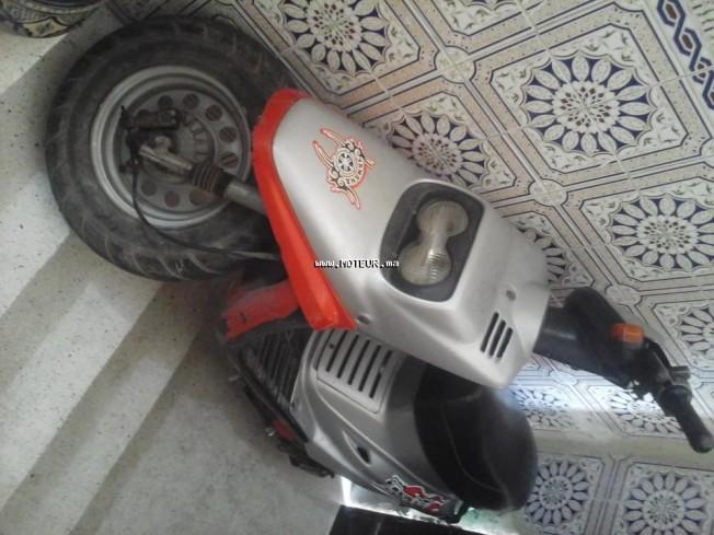 Moto au Maroc MBK Booster 49 - 133535