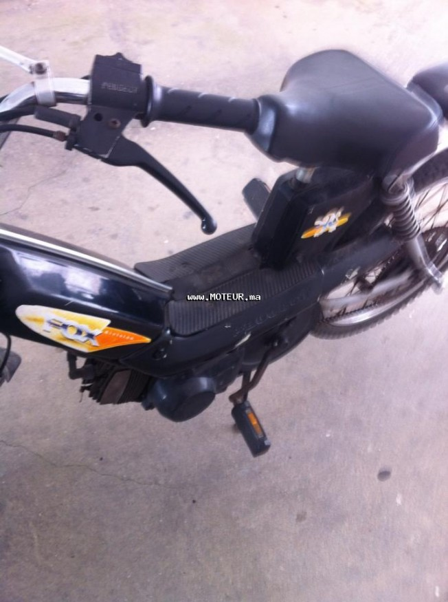 دراجة نارية في المغرب بيجو فوكس 49cc - 130244