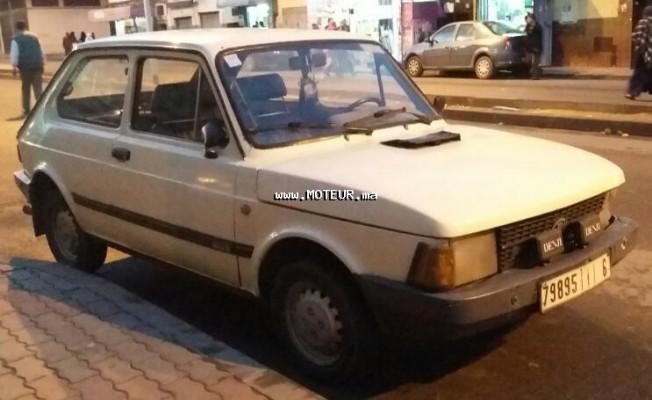 Voiture au Maroc FIAT 127 - 107017