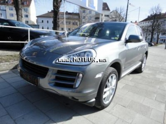 porsche cayenne cayenne s facelift 2007 2007 essence 24733 occasion casablanca maroc. Black Bedroom Furniture Sets. Home Design Ideas
