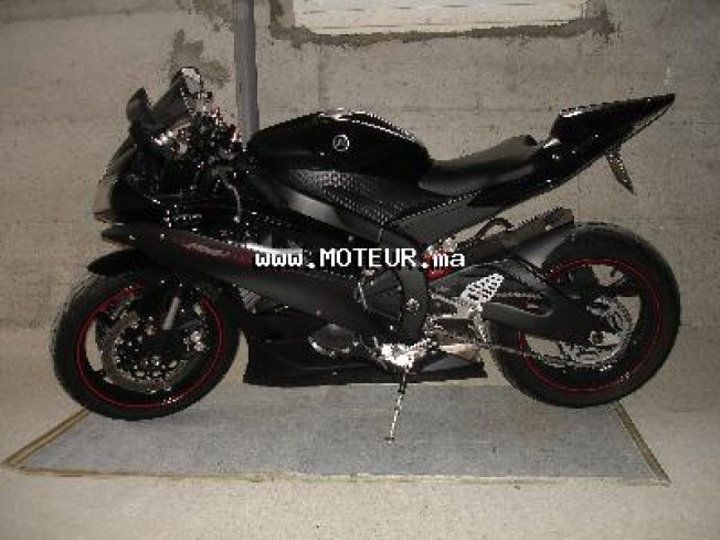 Moto au Maroc YAMAHA Breeze R1234 - 128361