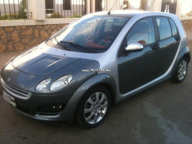 smart forfour dci 1 5 2006 diesel 55743 occasion casablanca maroc. Black Bedroom Furniture Sets. Home Design Ideas