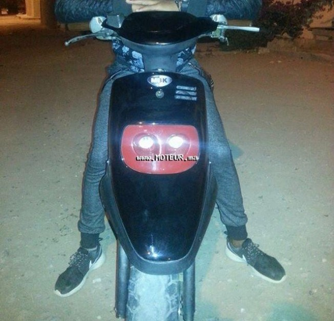 دراجة نارية في المغرب مبك سكووتير سيتي 100r - 132643