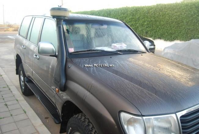 toyota land cruiser hdj100 turbo diesel 2000 diesel 53661 occasion casablanca maroc. Black Bedroom Furniture Sets. Home Design Ideas