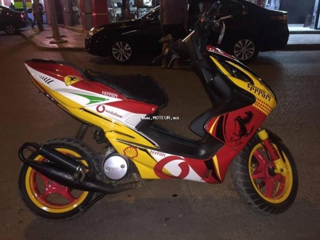 Moto au Maroc YAMAHA Aerox Nitro - 133880