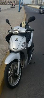 Moto au Maroc SYM Symphony 50 - 133249