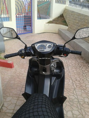 دراجة نارية في المغرب فالكون فل50 110 - 133363