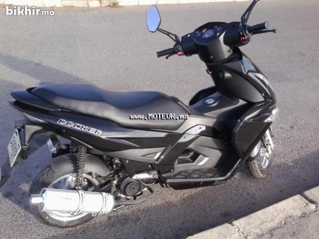 دراجة نارية في المغرب دوسكير فيبير - 130452