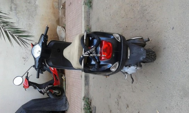 Moto au Maroc VESPA Lx 50 - 133677
