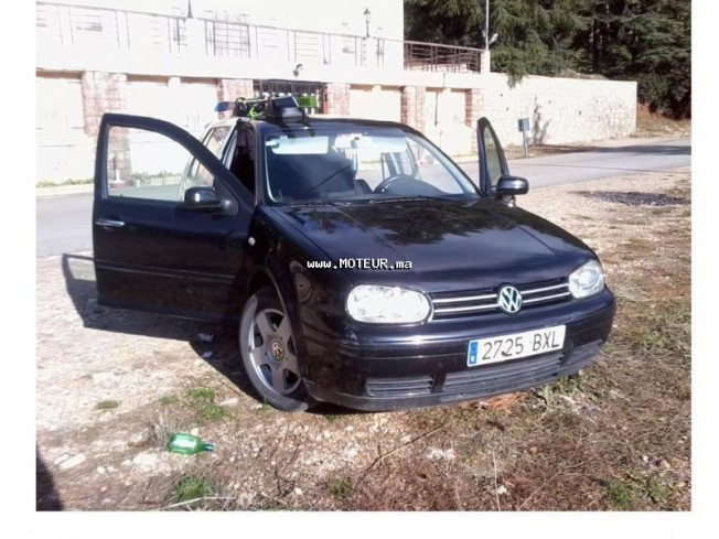 volkswagen golf 4 tdi 125 anniversaire 110 cv 2002 diesel 26773 occasion meknes maroc. Black Bedroom Furniture Sets. Home Design Ideas