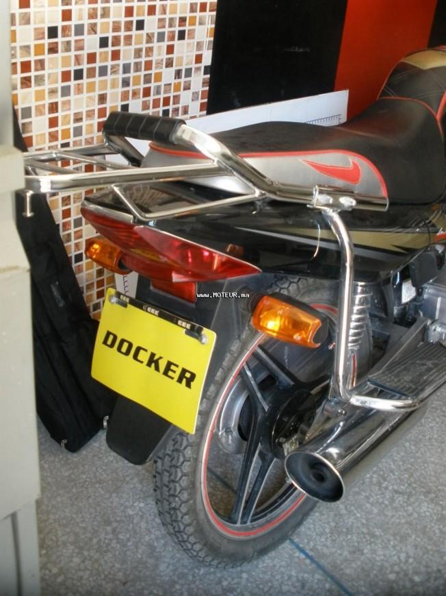 Moto au Maroc DOCKER Autre 110 - 133678