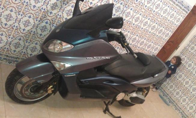 Moto au Maroc YAMAHA T-max 500 Motor jdid mjhd bzaf - 132613