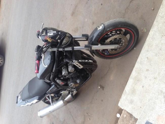 Moto au Maroc YAMAHA Fz 6 fazer 600 - 133796
