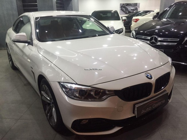 Voiture au Maroc BMW Serie 4 - 120442