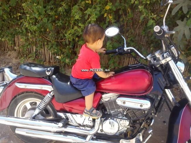 Moto au Maroc HARLEY-DAVIDSON Twin-cam V-twin - 126505