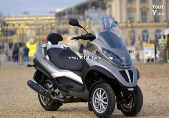 دراجة نارية في المغرب بياججيو مب3 400 cc - 125072