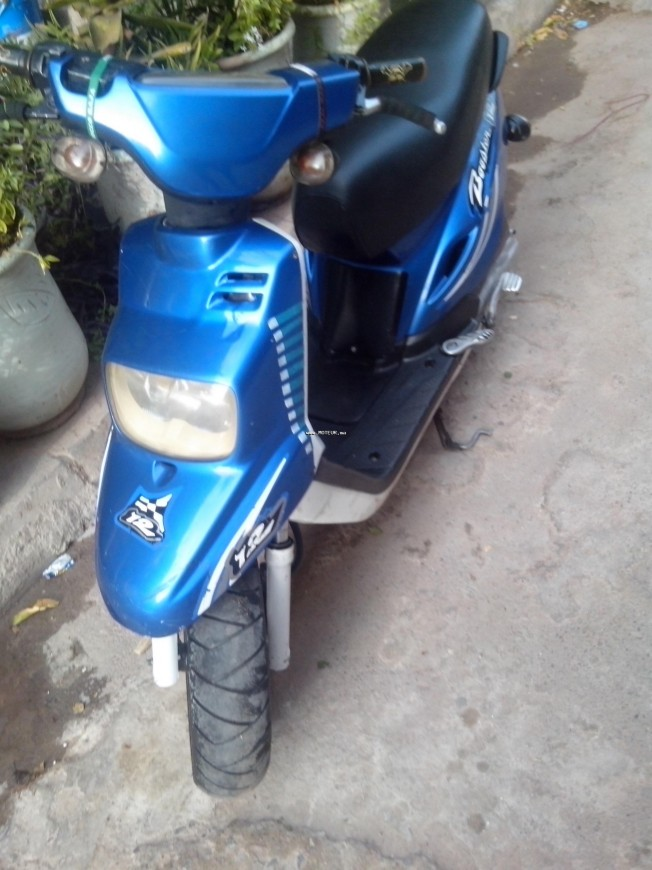 دراجة نارية في المغرب Bws mbk - 133894