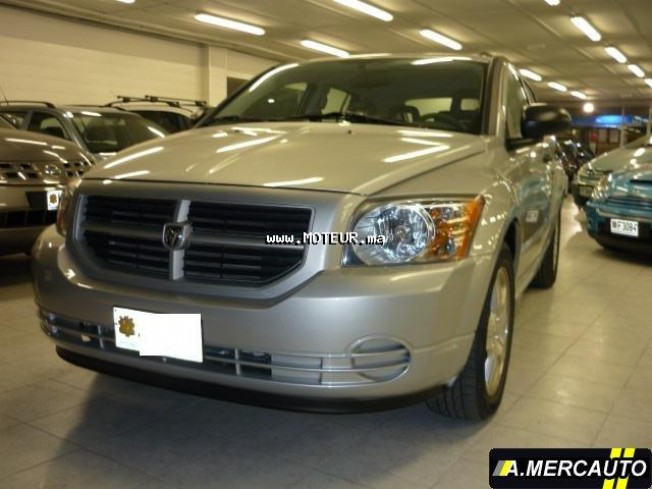 dodge caliber 2 0 crd 2007 diesel 22116 occasion rabat maroc. Black Bedroom Furniture Sets. Home Design Ideas