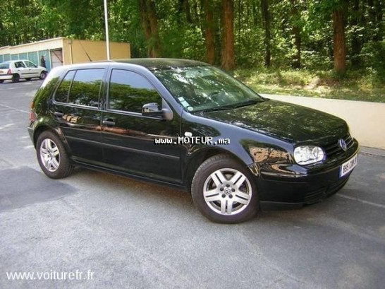 volkswagen golf 4 golf 4 tdi 110 1999 diesel 26974 occasion casablanca maroc. Black Bedroom Furniture Sets. Home Design Ideas