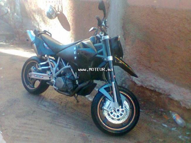 Moto au Maroc KTM 950 sm 950sm - 132452