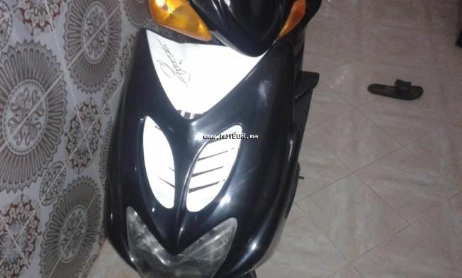 Moto au Maroc YAMAHA Aerox 49 - 133455