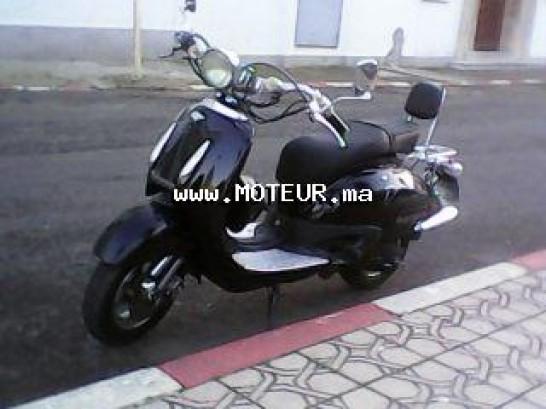 دراجة نارية في المغرب ليبيرتي رومانسيا 80 - 128646