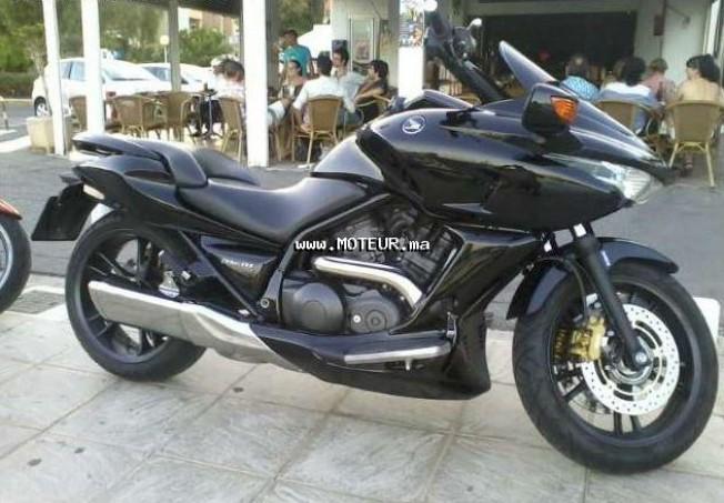 دراجة نارية في المغرب هوندا دن-01 - 130495