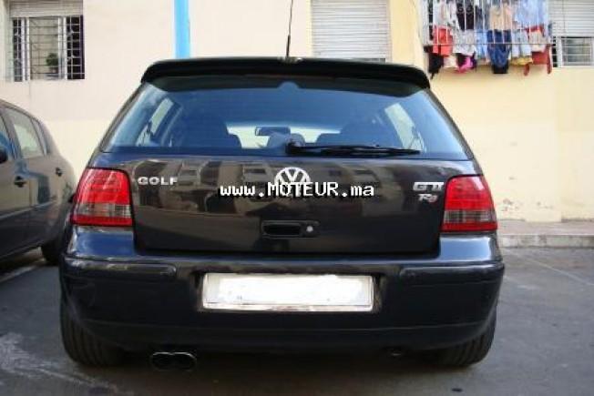 volkswagen golf 4 tdi 2003 diesel 14562 occasion rabat maroc. Black Bedroom Furniture Sets. Home Design Ideas