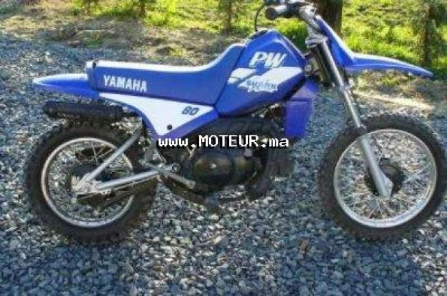 Moto au Maroc YAMAHA Pw 80 Pw 80 - 133674