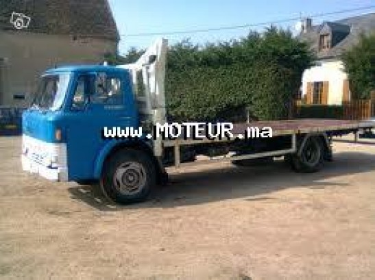 Camion au Maroc FORDAutre Largo - 121120