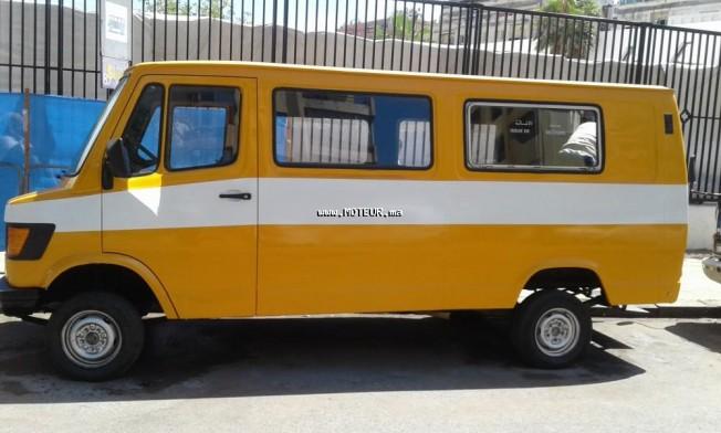 mercedes 307 1989 diesel 102681 occasion casablanca maroc. Black Bedroom Furniture Sets. Home Design Ideas