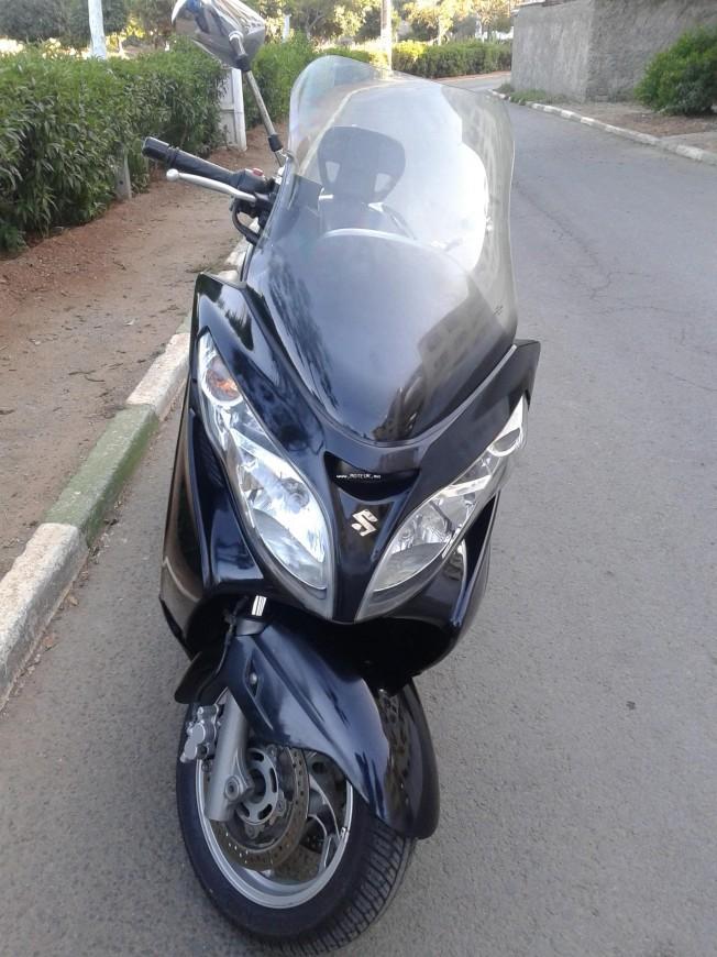 Moto au Maroc SUZUKI An 400 burgman 400 - 133985