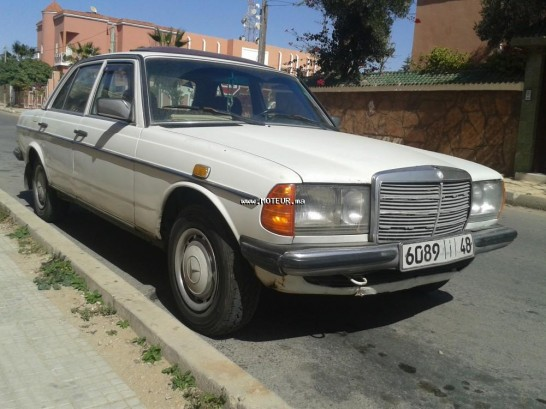 Mercedes  Normal Occasion Maroc