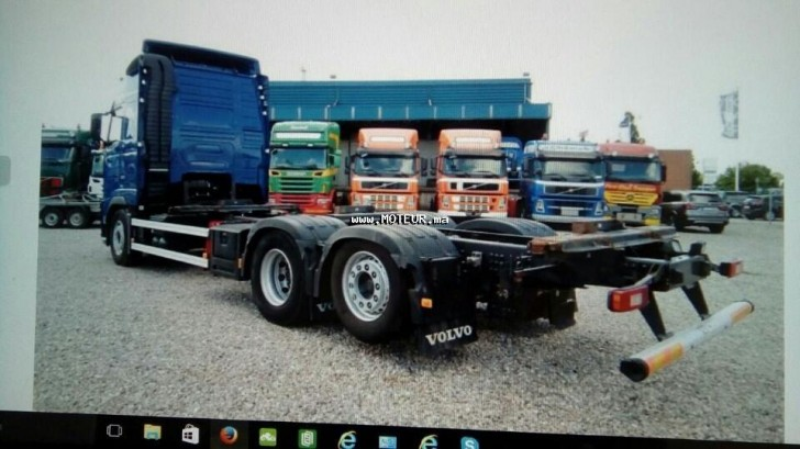 شاحنة في المغرب فولفو اوتري Dci16d - 123107