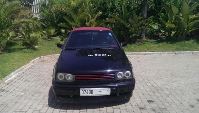 volkswagen golf 3 1 4 gti 1995 essence 70948 occasion tanger maroc. Black Bedroom Furniture Sets. Home Design Ideas