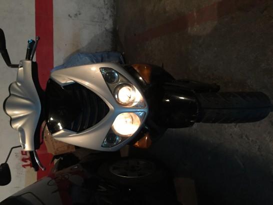 Moto au Maroc PEUGEOT Speedfight 50 silver - 133949