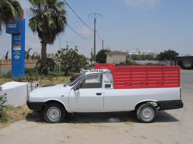 dacia pick up 2006 diesel 51061 occasion el jadida maroc. Black Bedroom Furniture Sets. Home Design Ideas