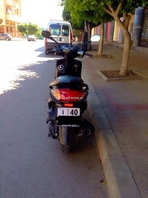 Moto au Maroc YAMAHA Cygnus x 125 125 c - 133727