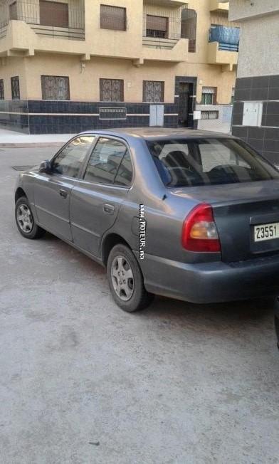 سيارة في المغرب HYUNDAI Accent - 91879
