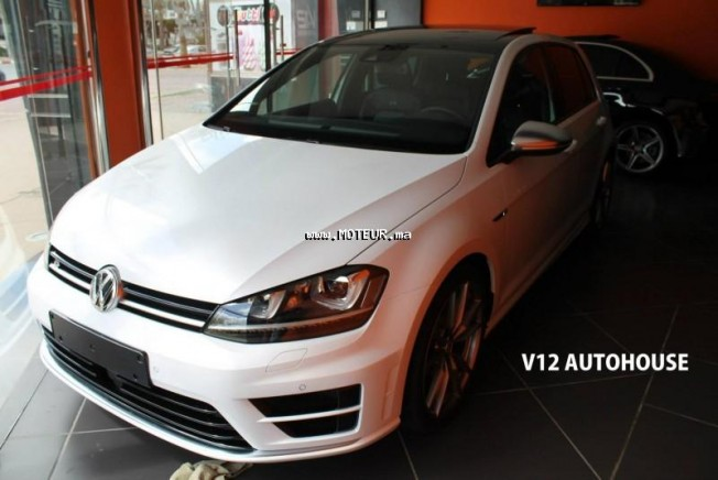volkswagen golf 7 2 0 2014 essence 54859 occasion tanger maroc. Black Bedroom Furniture Sets. Home Design Ideas