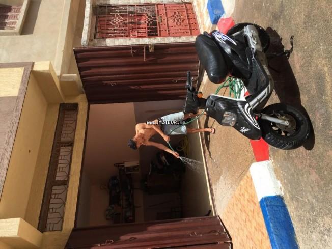 دراجة نارية في المغرب - 133607