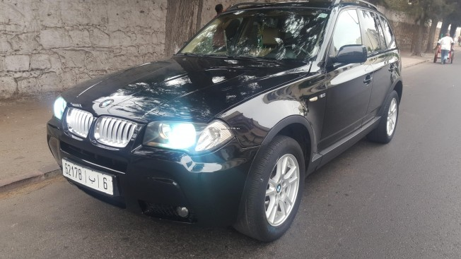 Voiture au Maroc BMW X3 - 114559