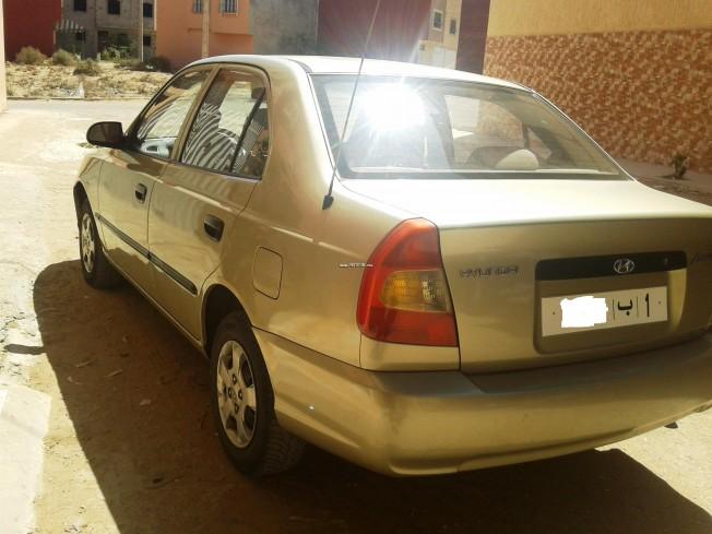 سيارة في المغرب HYUNDAI Accent Crdi - 113531
