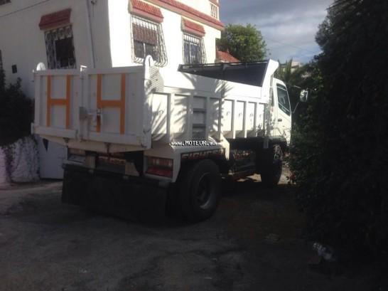 شاحنة في المغرب ميتسوبيتشي فوسو Benne 8 - 123037