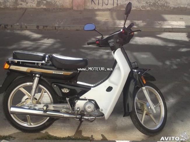 Moto au Maroc DOCKER C90 - 133526