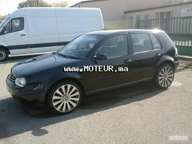 volkswagen golf 4 tdi 4montion 150cv 2002 diesel 14833 occasion fes maroc. Black Bedroom Furniture Sets. Home Design Ideas