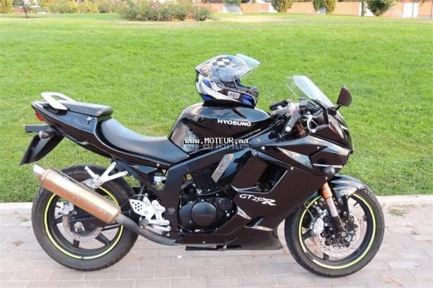 Moto au Maroc HYOSUNG Gt 250 r 250 r - 129950